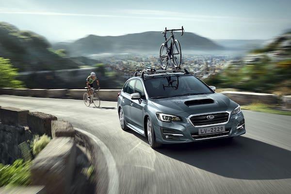 終於有車道偏離輔助!Subaru Levorg 台灣將有新配備及車色