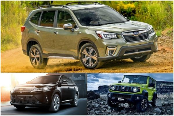 折合台幣 150 萬元以下,日媒最推薦的 SUV 車款排行榜出爐!