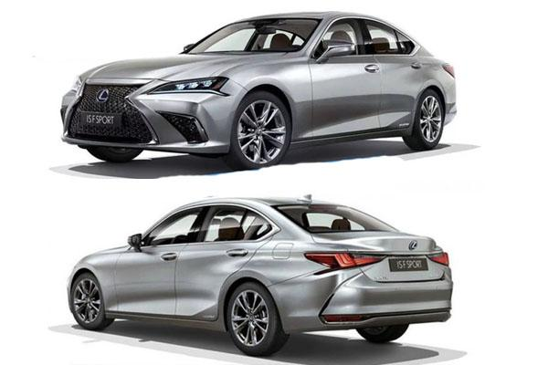 品牌合作再開新局?下一代 Lexus IS 更多資訊露出!