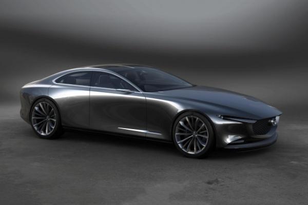 300 匹 Skyctiv-X 動力?下一代 Mazda 6 與 Lexus RC 有望採用!
