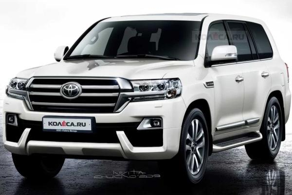 Toyota 七人座越野休旅即將大改款,外媒搶先釋出可能樣貌!
