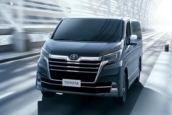 入門降價、頂規漲,台灣 Toyota Granvia 正式售價出爐!