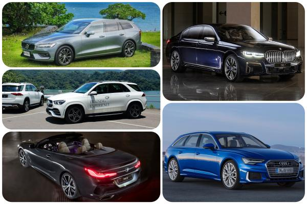 有 Toyota Granvia、得利卡與賓士 GLE 油耗數據!7 月新車耗能成績揭曉