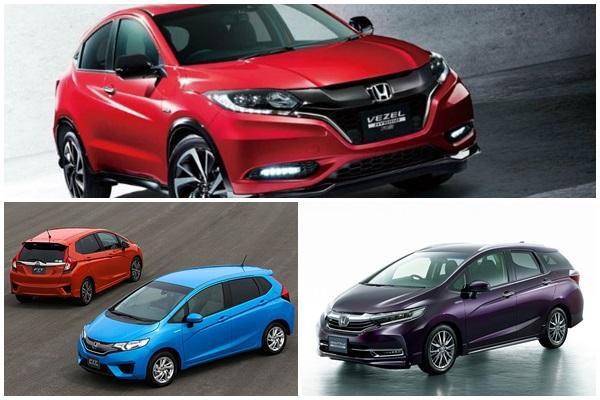 超過 66 萬輛變速箱有問題,日 Honda HR-V、Fit 多款車需召回!