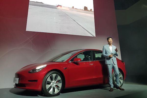 Tesla Model 3 台灣正式上市,不到 160 萬就可入手!