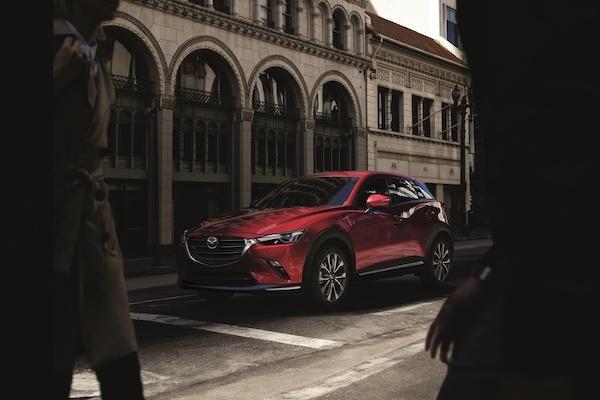 柴油車不賣了!Mazda 公布新年式 CX-3 車型編成及配備