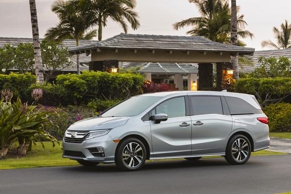 Honda Odyssey 美規推新年式增賣相!