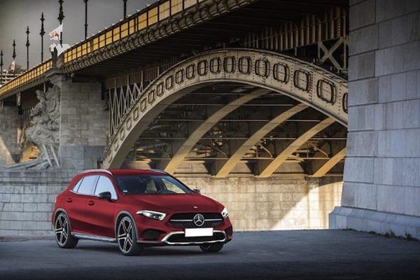 齊攻入門休旅市場,M.Benz 兩款新車問世在即!