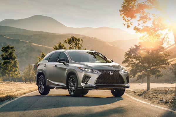 Lexus 新車 9 月下旬台灣上市,可望是 RX 小改款!