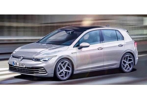 官方廠照疑似被外洩,看清 VW 第 8 代 Golf 完整真面目!