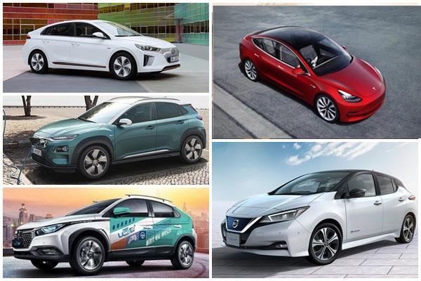 不只有 Model 3、Leaf,台灣今年登場的電動車還有它們!