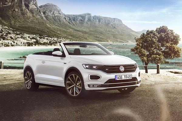 網路先發搶鋒頭,VW 全新跨界休旅很不一樣!