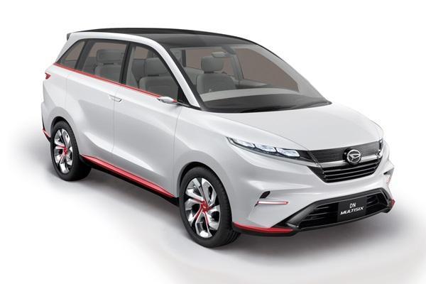 結合 SUV 特點,Toyota 集團將推全新跨界 MPV!