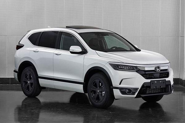 這不是 CR-V!Honda 準備推出全新 1.5T 休旅車
