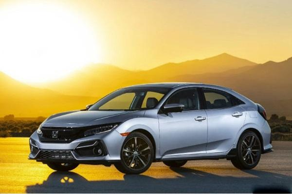 內外小整更動感,Honda Civic 掀背款新車上架!