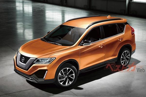 將有1.5T 新動力!大改款 Nissan X-Trail 資訊流出