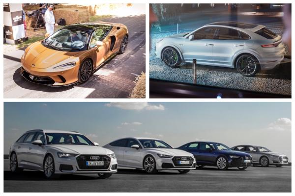 有保時捷 Cayenne Coupe 與 Audi A6!本週台灣上市新車一次看