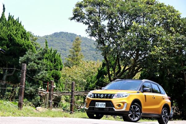 (影音)滿載高階主動安全,Suzuki 小改款 Vitara 試駕報導!