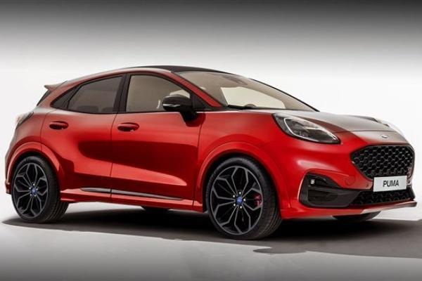 Ford 全新小跨界 ST 性能版有譜?最新測試街照曝光!