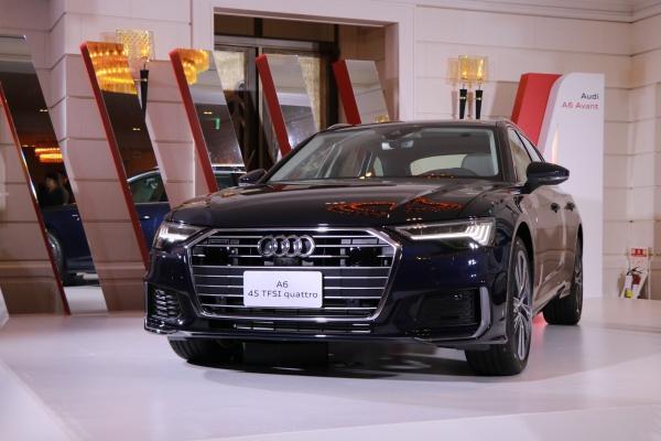 Audi 一口氣發表 3 款全新車,內裝全面導入最新科技!