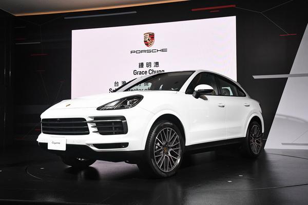 搶在對手前登台,Porsche Cayenne Coupe 台灣正式發表!