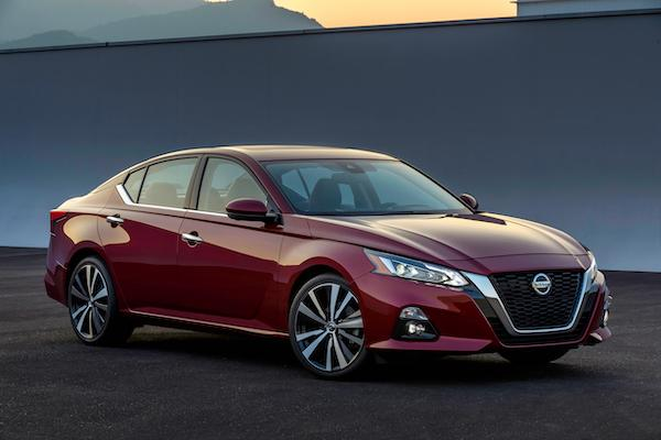 Camry及Mazda 6的新對手!Nissan Altima規配資訊搶先曝光