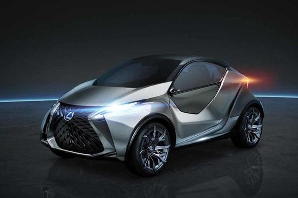 不玩油電、換新招!Lexus全新車將在東京車展亮相