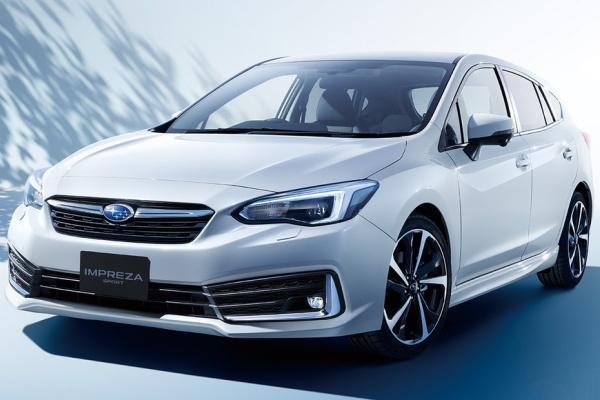 日規 Subaru Impreza 小改款線上發表!台灣導入時間尚在評估中