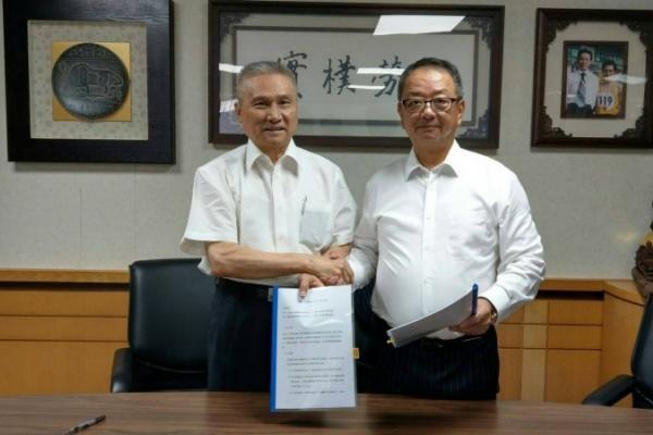 電動車合作 聯華聚能與台塑簽署合作協議