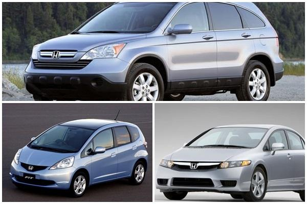 CR-V、Fit、Civic 車主留意!台灣 Honda 公告最新召回名單