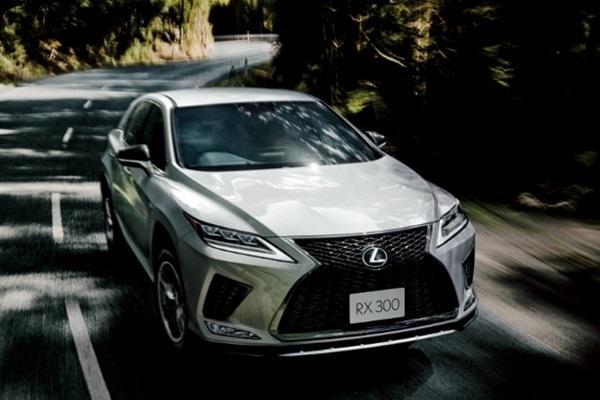 台灣車迷再等幾天!Lexus 小改款休旅新車日本發表