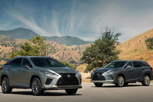 配備升級、價格微調,台灣小改款 Lexus RX 資訊露出!