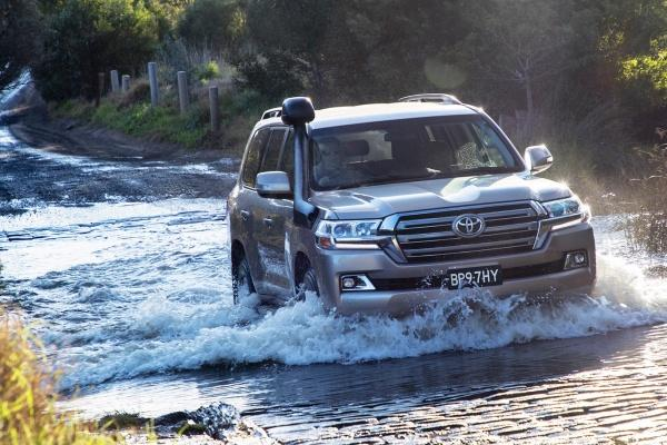 Toyota 當家七人座 SUV 大改款,最新外觀預測出爐!