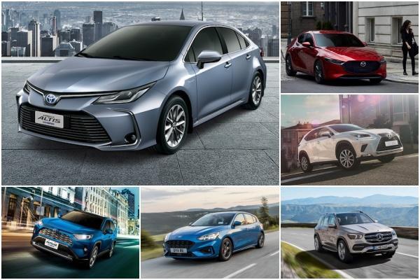 受到民俗月影響大,台灣 8 月新車銷售報告出爐!