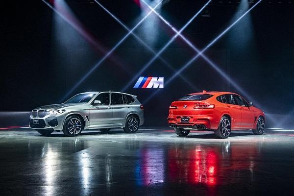 驚人的不只有售價,BMW X3 M、X4 M 台灣正式發表!