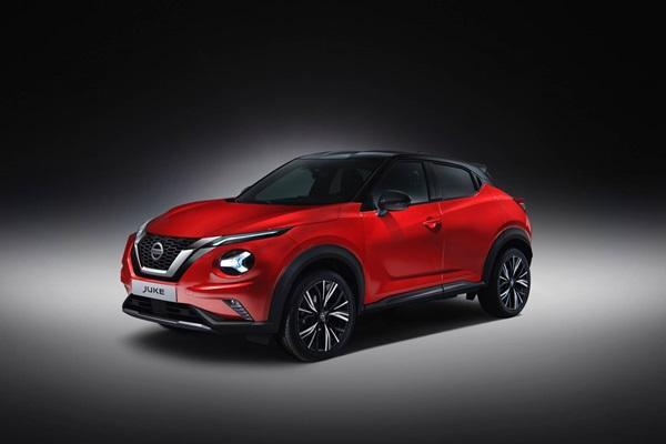 C-HR、HR-V 小心了!新一代 Nissan Juke 亮相回歸(內有相片集)