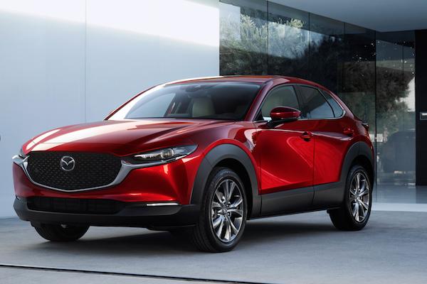 不只有墨西哥工廠,Mazda CX-30 目前正在日本廣島生產中!