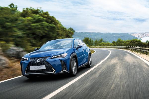 有望導入全速域定速?Lexus ES 與 UX 新年式開始接單