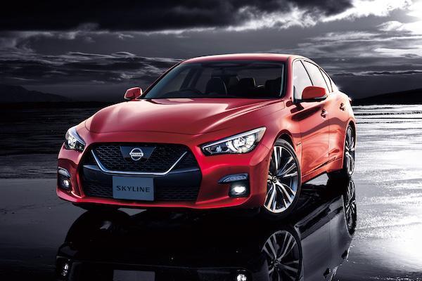 訂單量比月販售多 9 倍!160 萬 Nissan 改款豪華房車,年輕人很埋單!