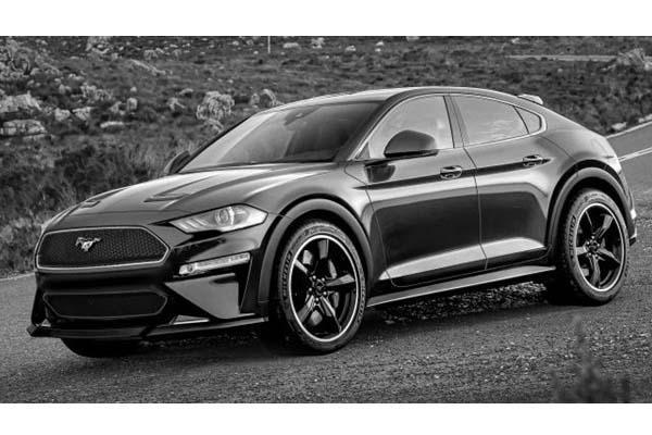 等不及要亮相了!Ford 全新 SUV 釋出登場預告