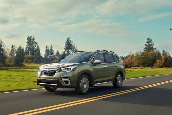 上市才一年就強化戰力,Subaru Forester 美規新增哪些配備?