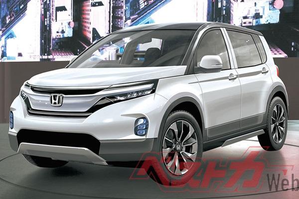 有 HR-V、CR-V 當然還不夠!Honda 有意再推全新入門休旅