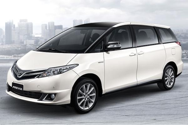 Previa 確定 10 月停產,還有哪些同級 MPV 車款可選擇?
