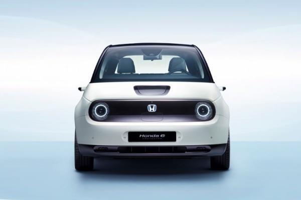Honda e 正式現身法蘭克福車展,訂單已經超過 4 萬張!