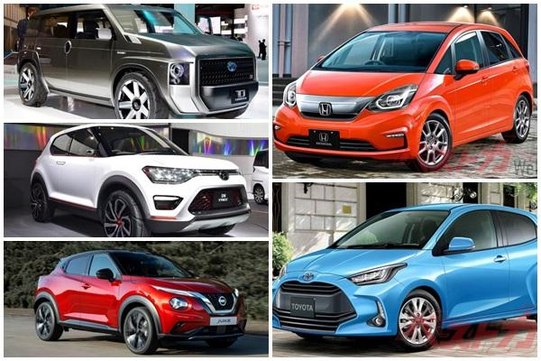 2019 東京車展:5 款新車「大咖」備受矚目!