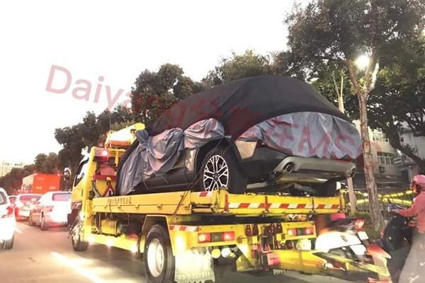 RAV4、CR-V 當心了!大改款 Ford Kuga 現身台灣
