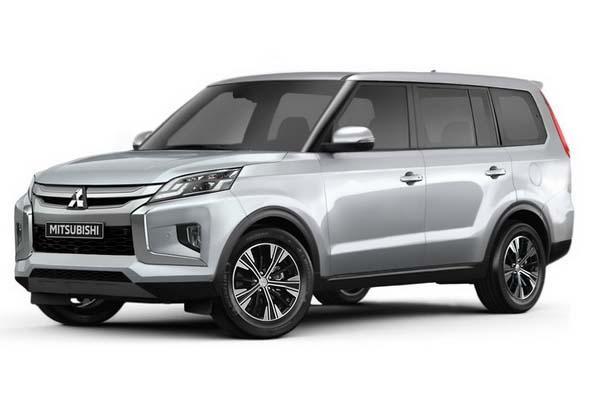 搭上 7 人休旅熱潮,三菱新生代 SUV 預想圖曝光!