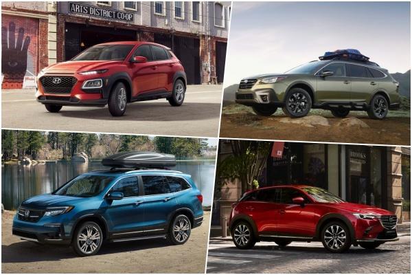 主流休旅怎麼選?汽車評鑑公布2019 年中小型 SUV 推薦名單