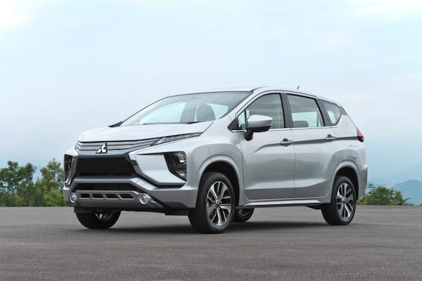 三菱熱賣戰略車 Xpander 明年進軍另一亞洲國家!但不是台灣