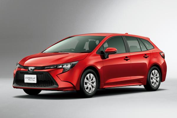 Altis 旅行車 60 萬台幣有找!Toyota Corolla Touring 日本發表